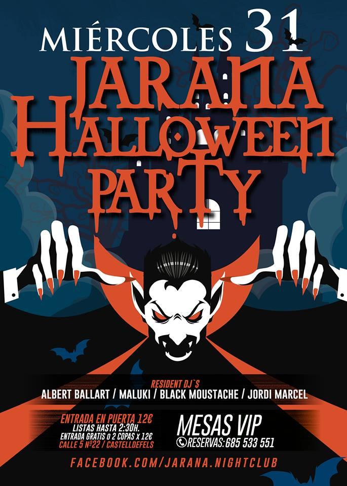 Jarana Party